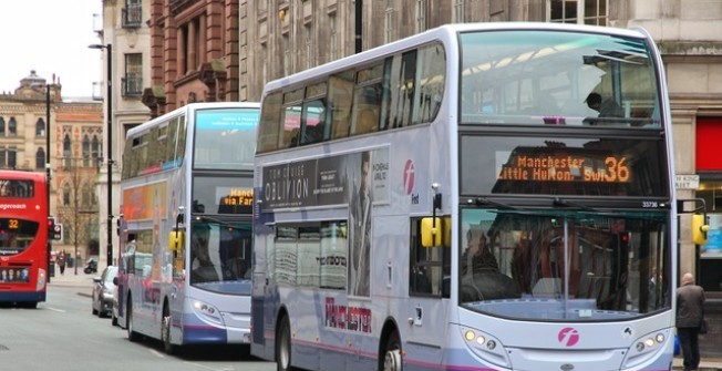 Bus Marketing Specialists in Worcestershire