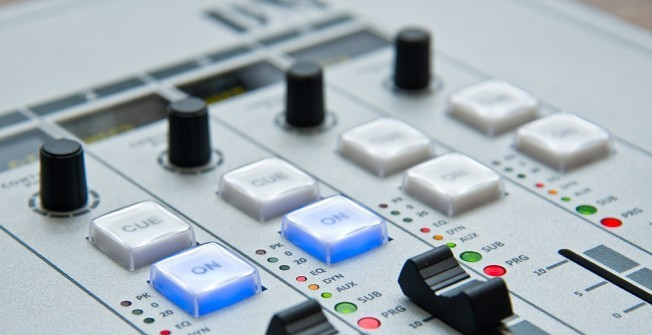 Radio Advertising Services in Aldenham
